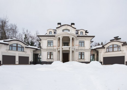 Private residence, Moscow region, Madison